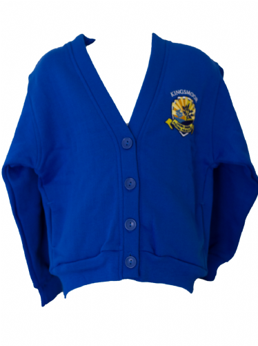 Kingsmoor Lower School Cardigans